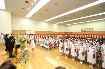 東京医科大学霞ヶ浦看護専門学校画像